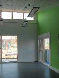Hall large windows